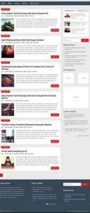 , Лента блога в WordPress